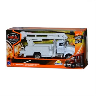 Long Haul Short Truck Peterbilt 335 Araçlar 1:43 15533