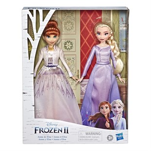 Disney Frozen 2 Elsa ve Anna E8052