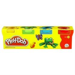 Play-Doh Mini 4lü Hamur 23241